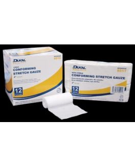 Conforming Gauze Non-Sterile1 x 41yds 12 rlbg 8 bgcs