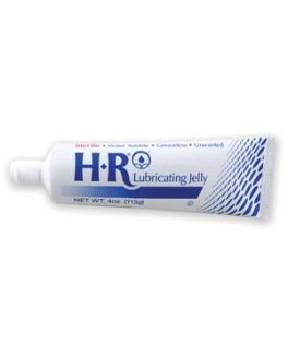 HR® Lubricating Jelly, Sterile, 3gm, One Shot®, 144 ea/bx