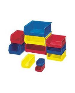 Storage Bin AkroBins® Blue Industrial Grade Polymers 7 X 14-3/4 X 16-1/2 Inch