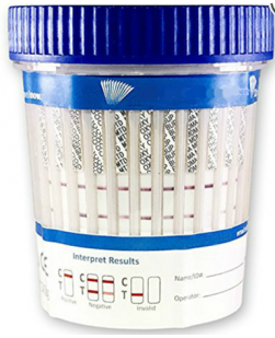 12 Panel  urinalysis Drug Test cup