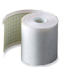 ECG / EEG Recording Paper Philips Thermal 2 Inch X 98 Foot Roll Without Grid