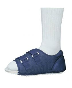 Post-Op Shoe ProCare® Large Blue Female