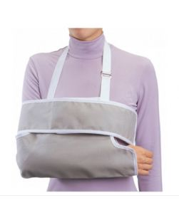 Shoulder / Arm Immobilizer PROCARE® Large Cotton Buckle Closure