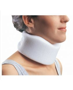 Cervical Collar PROCARE® Medium Density One Size Fits Most Clinic Collar 3 Inch Height 24 Inch Length