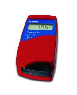 Point-of-Care Glucose Analyzer HemoCue® Glucose 201 1 Test CLIA Waived