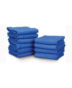 O.R. Towel, Sterile, 17 x 26, Blue, 1 pouch/pk, 80 pk/cs