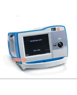 Monitor Defibrillator Automatic / Manual Operation R Series® BLS Electrode / Paddle