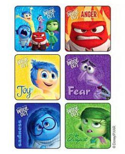 Disney® Sticker Inside Out Disney® 75 per Roll
