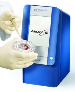 Chemistry Analyzer Piccolo® Xpress™ 24 Tests CLIA Waived