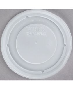 Disposable Lid For Bowl, 20/pk (DROP SHIP ONLY)