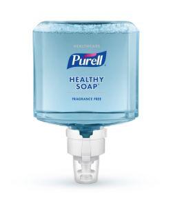 Healthy Soap® Gentle & Free Foam, 535 ml Bottle, Clear, 4/cs