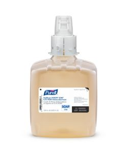 Healthcare Healthy Soap® 0.5% PCMX Antimicrobial Foam, 1200 ml, Clear, 2/cs