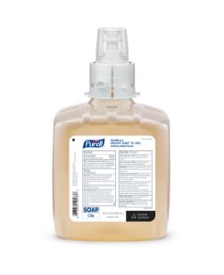 Healthcare Healthy Soap® 2.0% CHG Antimicrobial Foam, 1200 ml, Amber, 2/cs
