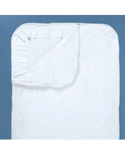 Post Mortem Bag, Straight Zipper, Adult, 3 Tags, 36 x 90, 10/cs