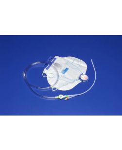 Add-A-Foley Tray For 5cc Catheters, 10/cs