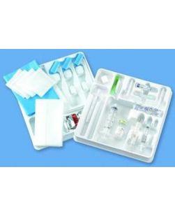 Basic Nerve Block Tray, 1-Skin Marker, 1-6 Flexible Ruler, 1-1cc & 1-5cc Plastic Luer Lock Syringe, Sterile, 10/cs