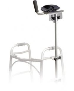 Platform Walker/ Crutch Attachment, Universal, 2/cs
