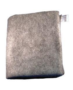 Blanket, 54 x 84, Yellow/ White, Poly/ Tissue, 5/bg, 5 bg/cs (48 cs/plt) (DO NOT USE FOR PATIENT TRANSFER!)