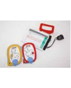 AED QUIK-PAK Training Electrode Set, Adult, 5pr/bx (Distributor Agreement Required - See Manufacturer Details Page)
