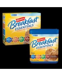 Carnation® Breakfast Essentials® High Protein Chocolate, 8 fl oz, 6/pk, 4 pk/cs