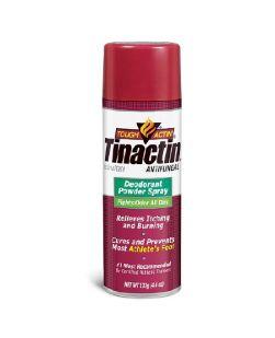 Antifungal Spray/ Powder, 4.6 oz, 6/bx, 2 bx/cs (Continental US Only)