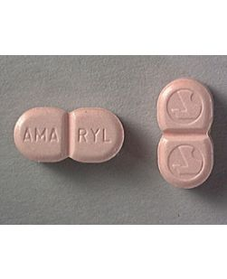 Amaryl Tab, 1mg, 100/btl