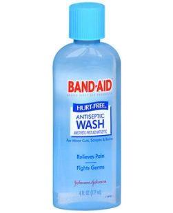 Hurt-Free? Antiseptic Wash, 6 oz, 6/bx, 4 bx/cs