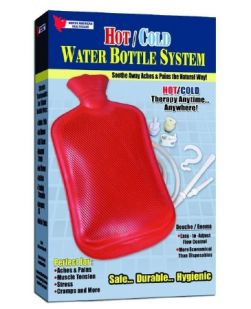 Hot Water Bottle, 12/cs