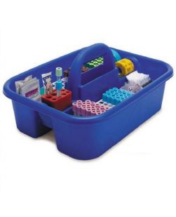 Bin Cup, 1.75 x 3 x 3, Blue, 48/ctn (DROP SHIP ONLY)