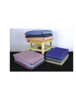 Econo-Cord Bedspread, 100% Polyester, 76 x 110, Copen, 12/cs