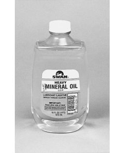 Mineral Oil USP, 16 oz, 12/cs (83143) (US Only)
