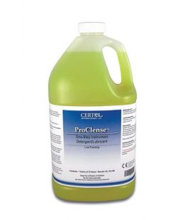 Manual & Ultrasonic Cleaner, Liquid, 1 Gal, 4/cs