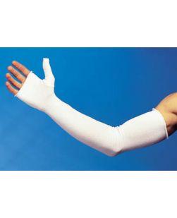 Hand-Wrist-Thumb-Arm Protector, White, 18L x 3W, 12 pr/cs