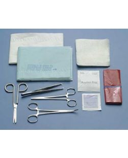 Kelly Hemostat, 5½, Straight, Sterile, 50/cs