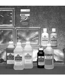 Epsom Salt, 16 oz, UPC#3105102, 12/cs (S0598) (US Only)