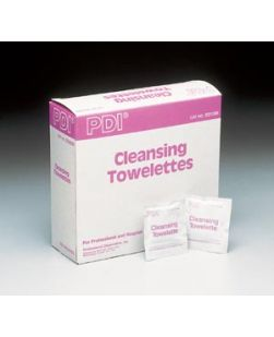 BZK Antiseptic Towelettes, 25/bx