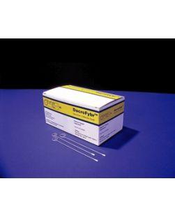 Aluminum Shaft Collection Swab, .035 Dia, 5½L, Sterile, 1/pch, 100 pch/bx, 10 bx/cs