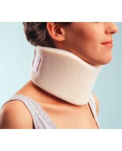 Medium Density Cervical Collar, Large, 4½ x 22½, Neck Size 15-20, 6/pk