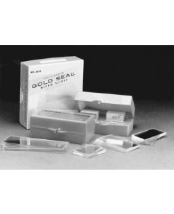 Cover Glass, 22mm x 22mm, No. 1½ Thickness Standard Squares, 7/8, Blood Smear, 7/8, 1 oz/pk, 10 pk/cs