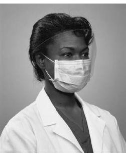 3m high fluid resistant procedure mask 1840
