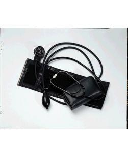 Blood Pressure Kit, Single Head Stethoscope, 10/cs