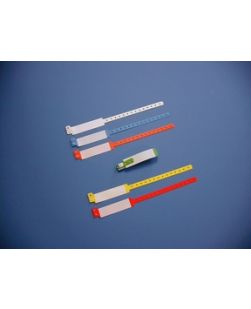 Adult Imprinter Band, 3½ x 1, Specify Color: (11) White, (13) Blue, (14) Yellow, (16) Red, (17) Orange or (22) Kelly Green, 500/bx