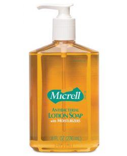 Lotion Soap, 8 oz Pump Bottle, 12/cs