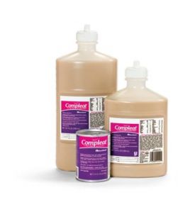 Compleat® Blenderized, 250mL Cans, 24/cs (144 cs/plt) (Minimum Expiry Lead is 90 days)