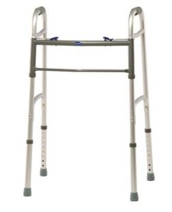 Blue Release Adult Walker, 4/cs