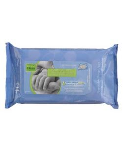 Baby Wipes (Unscented), 7 x 8, 40/pk, 12 pk/cs (150 cs/plt) (US Only)