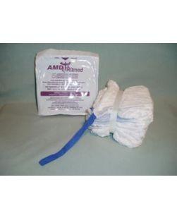 Laparotomy Sponge, 18 x 18, 4-Ply, Prewashed, 5/pk, 40 pk/cs