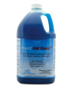 Concentrated Quadruple Enzymatic Automatic Washer Detergent, 1 Gallon Re-Order without Pump, 4/cs