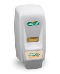 800 Series Bag-in-Box Dispenser, (Foodservice Messaging), 12/cs