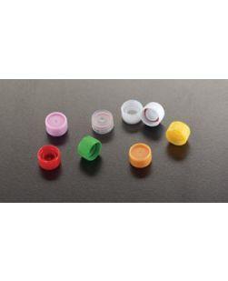 Flat Caps, Lip Seal, Blue, 1000/cs